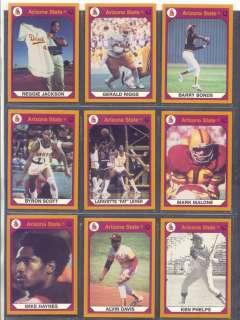 1990 Collegiate Collection Arizona State Sun Devil Set
