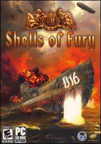 1914 Shells of Fury PC CD submarine simulation war game