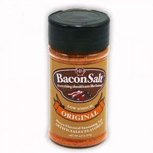 Bacon Salt Original, 2.5 OZ (Pack of 6)