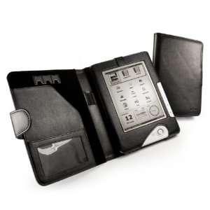Tuff Luv Traditional Faux / Veggie Leather case Folio