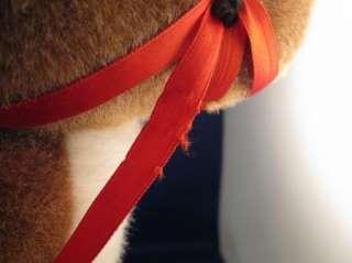 Beverly Hills Teddy Bear Co Plush Rudolph Reindeer toy
