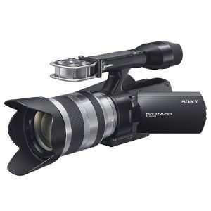 NEXVG10 Full HD Interchangeable Lens Camcorder (Black)