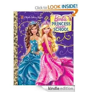 Princess Charm School Little Golden Book (Barbie) Mary Man Kong