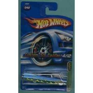 Mattel Hot Wheels 2006 Treasure Hunt 164 Scale Blue With
