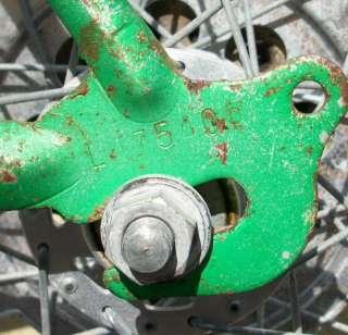 VTG SCHWINN VARSITY ROAD BIKE 1962 ORIGINAL 10 SPEED BICYCLE PHANTOM