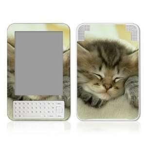 Animal Sleeping Kitty Design Protective Skin Decal Sticker