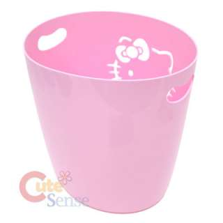 Sanrio Hello Kitty Trash Can Basket 3