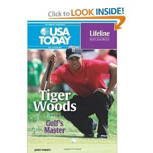 Tiger Woods Golfs Master (Lifeline Biographies