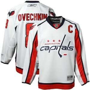 Reebok Alexander Ovechkin Washington Capitals Premier NHL