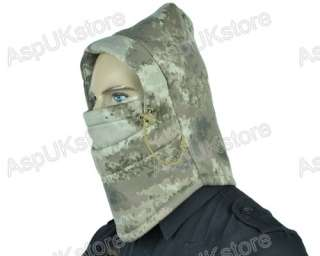 New Full Face Keep warm Fleece Balaclava Hood Face Mask A TACS