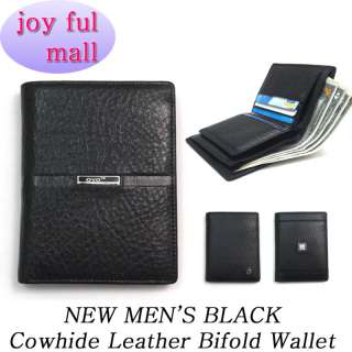 NEW HIGH QUALITY GENUINE LEATHER WALLET BILLFOLD