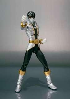 Bandai S.H.Figuarts Kaizoku Sentai Gokaiger Gokai Silver Figure Power