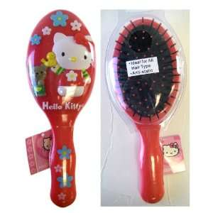 Best Friends Red Hello Kitty Hair Brush   Hello Kitty Brush Toys