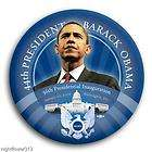 President Barack Obama Photo Political Pin Button ~ 56t