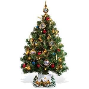 Thomas Kinkade Christmas Tree Grocery & Gourmet Food