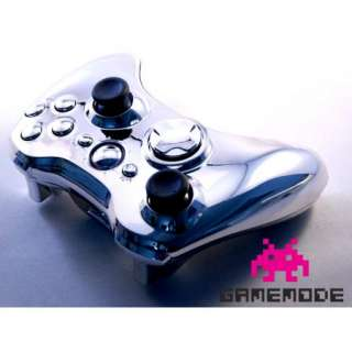 360 WIRELESS CONTROLLER SHELL GOLD CHROME LIMITED EDITION UK STOCK