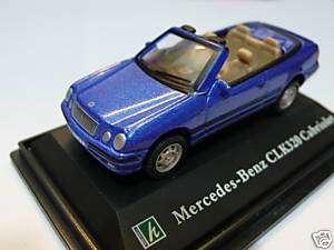Mercedes Benz CLK 320 Cabriolet AMG Sport W208