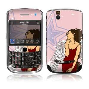 BlackBerry Bold 9650 Skin Decal Sticker   Rock Star