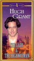 LADY & AND THE HIGHWAYMAN Hugh Grant/FENCING Romance