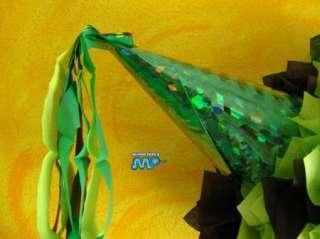 Pinata The Green Lantern Star Shape Festive Holds Candy