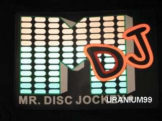 SOUND ACTIVATED LED EQUALIZER T SHIRT DJ DANCE HIP HOP