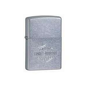 Zippo Harley Davidson Bar & Shield Chrome Lighter  Kitchen