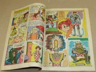 Vintage 1986 Bobs Big Boy Comic Book VALENTINES DAY Addition # 346