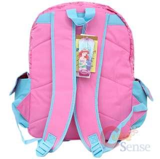Disney Little Mermaid School Backpack Large Bag 4