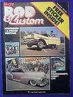 1980 lowrider magazine