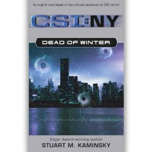CSI: New York  Dead of Winter (Paperback): Everything Else