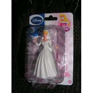 Disney Princess Cinderella PVC Figure in Wedding Dress