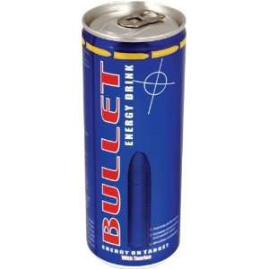 Bullet Energy Drink 24 pack x 8.4 oz. If You Like Red Bull You Will