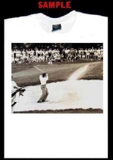 ARNOLD PALMER CUSTOM PHOTO T SHIRT TEE golf tea 1121