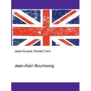 Jean Alain Boumsong: Ronald Cohn Jesse Russell: Books
