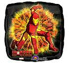 IRON MAN Temporary TATTOOS Birthday Party Favors items in All About