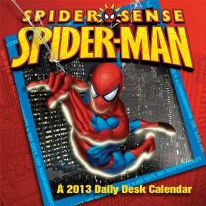 Spider Man   Comic 2013 Daily Boxed Calendar