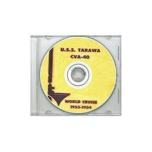 USS Tarawa CVA 40 1953 54 Cruise Book: Great Naval Images LLC: