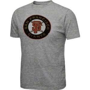 San Francisco Giants Grey Brass Tacks T Shirt