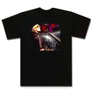 Ry Cooder Guitar Blues Rock Legend NEW Black T Shirt