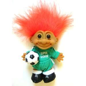 My Lucky Super Kicker 6 Soccer Troll Doll Toys & Games