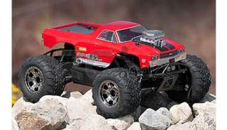 HPI Racing RC Truck Chevrolet El Camino SS Body Shell For Savage XS