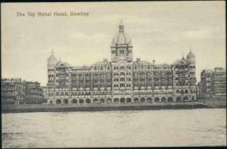 india, BOMBAY, Taj Mahal Hotel (1930s)
