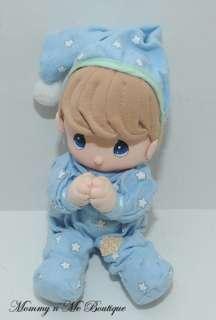 Precious Moments Boy Praying Plush Doll Toy HTF