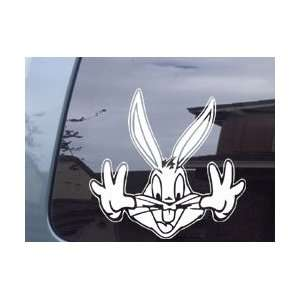 Bugs Bunny Looney Tunes Car Window Laptop Vinyl Decal Sticker