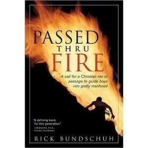 Boys into Meaningful Manhood [Paperback] Rick Bundschuh Books
