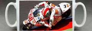 Marco Simoncelli   Gresini Honda MotoGP 11oz Mug #12