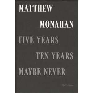 , Maybe Never (9781933751023) Ari Wiseman, Matthew Monahan Books