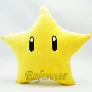 10 New Super Mario Bros star Soft Plush Toy Doll^MT86