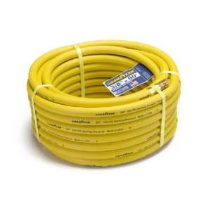 GOODYEAR 46502 3/8 Inch by 50 Feet 250 PSI Rubber Air Hose