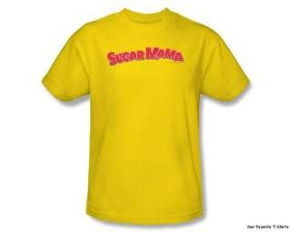 Licensed Candy Sugar Mama Adult Shirt S 3XL